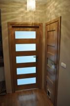 drzwi wewnętrzne drewaniane