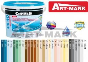 Fuga do płytek Ceresit CE40 biała lub kolory