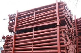 Podpora stropowa budowlana - używana lakierowana, 360 cm, po regeneracji