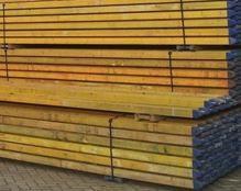 DŹWIGARY drewniane H20 dźwigar DOKA używany