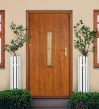 Drzwi wejsciowe stalowe i antywłamaniowe