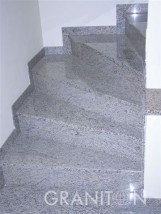 schody granitowe, marmurowe polerowane, płomieniowane