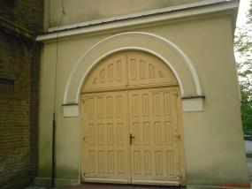 Drzwi drewniane drzwi wewnętrzne