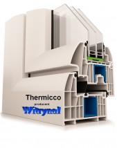 Profil Thermicco Szerokośc 90mm 8-siem komór