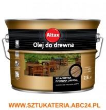 Olej do drewna 2,5L