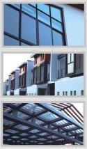 fasada aluminiowa szklana fasada aluminiowa ponzio aliplast veka rehau