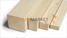 Drewno kontrukcyjne, Kantówki heblowane,, Drewno S4S, Drewno KVH