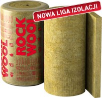 Wełna ROCKWOOL MULTIROCK Roll gr. 10 cm 9m2/op.