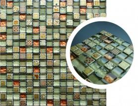 mozaika szklano-kamienna MAYA SOIL