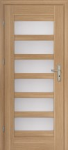 Drzwi panelowe JASPER możliwość dokupienia ościeżnicy regulowanej