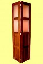 Drzwi łamane wewnątrzlokalowe