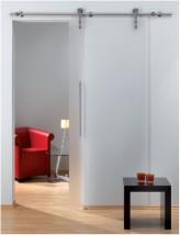 Drzwi szklane przesuwne RUROWY 2 WROCŁAW, KRAKÓW, OPOLE, POZNAŃ, WARSZAWA