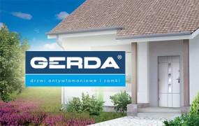 Drzwi wewnętrzne i zewnętrzne GERDA