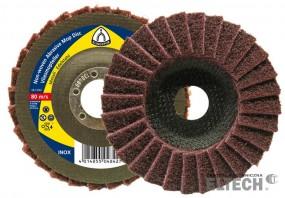 Ściernica talerzowa listkowa (lamelkowa) SMT 800 125mm VERY FINE włóknina Klingspor