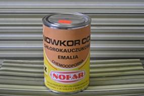 EMALIA CHLOROKAUCZUKOWA CHEMOODPORNA