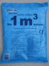 NANO-FIBRE - NANO- Włókna polipropylenowe NANO