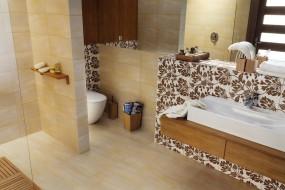 Botanic Stone - płytki łazienkowe, płytki Tubądzin