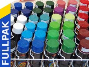Farba spray Uniwersalna 400ml