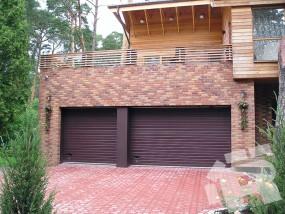 Drzwi garażowe R40