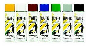 Traffic farba do profesjonalnego malowania linii