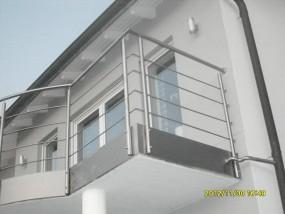Wykonywanie i montaż balustrad ze stali nierdzewnej