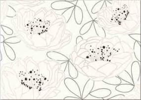 Daria Kwiatki Centro 25 x 35