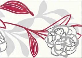 Daria Flower A Centro 25 x 35
