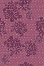 Baricello Fiolet Flower Centro 30 x 45