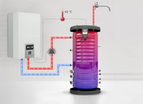Piec kondensacyjny ACV