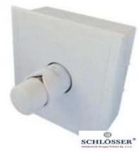 Kasetonowy ogranicznik temperatury RTL Schlosser 603200031 kasetonowy