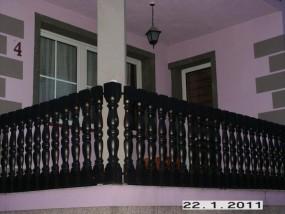 Balustrady balkonowe