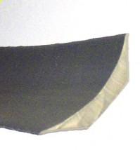 Listwa Wyobleniowa 15x15 czarny PVC