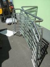 Balustrady, poręcze barierki nierdzewne ze stali kwasoodpornej C-B 1-5 małopolskie