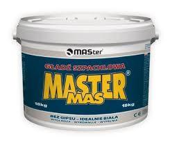 Gładź szpachlowa Master Mas
