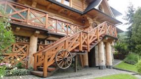 Tanie schody drewniane