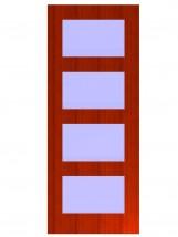 Drzwi dębowe 1