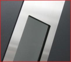 Drzwi zewnętrzne DELTA INOX