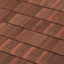 Dachówka płaska Giverny