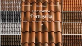 Dachówka portugalka