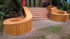 Balustrada drewniana +48 665 704 706