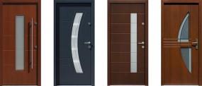 Drzwi zewnętrzne do mieszkań