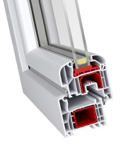 Okna PCV w systemie Ideal 4000 Aluplast