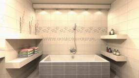 Calvano- płytki łazienkowe, płytki