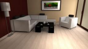 Livingwood - płytki podłogowe, gres