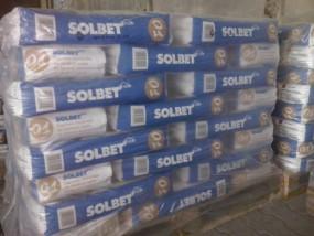 Oryginalny klej SOLBET do betonu komórkowego - zaprawa klejowa