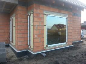 Okno fix w ramie