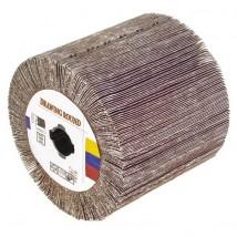 Ściernica listkowa do satyniarek ziarnistość 240 tlenek glinu MP6083