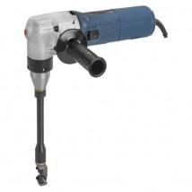 Elektryczne nożyce do blachy 2,5mm walizka FV MP6095