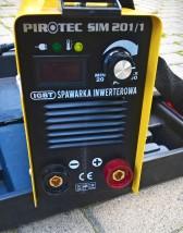 Wynajmę spawarke inwentorową Pirotec SIM 201/1