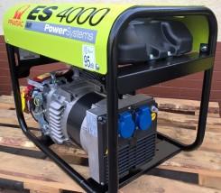 Agregat prądotwórczy ES4000 AVR